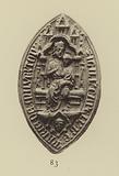 Monastic Seals of the 13th Century: Milverton Chapel