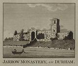 Jarrow Monastery, in Durham