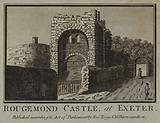 Rougemond Castle, at Exeter