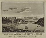 Inchcolm Abbey, in the Firth of Forth