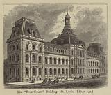 "The ""Four Courts"" Building, St Louis"