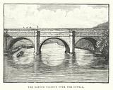 The Barton Viaduct over the Irwell