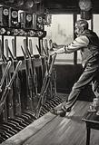 The Workers' Daily Round: The signalman