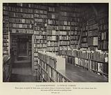 Oxford University, Bodleain Library: Overcrowding, A typical corner