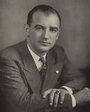 Senator Joseph McCarthy, American politician