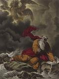 Ezekiel and the cherubim