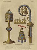 Items of medieval and Renaissance brasswork