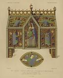Enamelled reliquary, 13th Century