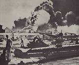 Japanese attack on Pearl Harbour, Hawaii, 7 December 1941