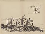 Additions to Dunraven Castle, Glamorganshire