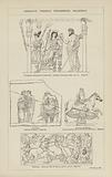 Penelope, Perseus, Persephone, Phaethon