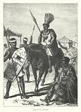 Tuarick Arabs