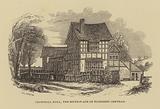 Manchester: Crumpsall Hall, the Birth-Place of Humphrey Chetham