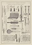 Illustration for S Maw, Son & Thompson's medical catalogue, 1891