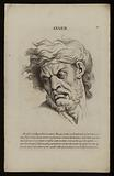 Le Brun's Passions of the Soul: Anger