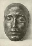 Death mask: Alexander Pushkin, 1799–1837