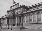 Roma / Rome: Palazzo delle Belle Arti