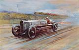The aero-engined 12-cylinder Sunbeam made famous by K Lee Guinness at Brooklands and the fastest car of 1922