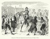 Lafayette et Bailly font disperser les rassemblements au Champ de Mars