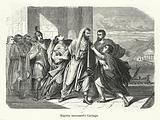 Regulus retournant a Carthage
