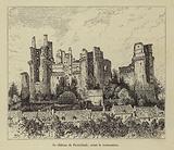 Le chateau de Pierrefonds, avant la restauration