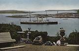 Southern Ireland: Queenstown Harbour, County Cork