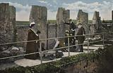 Southern Ireland: Kissing the Blarney Stone, County Cork