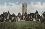 Southern Ireland: Adare Abbey, County Limerick