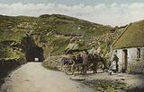 Southern Ireland: Tunnel near Glengarriff, County Cork