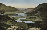 Southern Ireland: Lakes of Killarney from the Kenmare Road