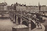 Glasgow: Broomielaw Bridge