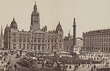 Glasgow: George Square and Municipal Buildings