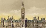 Parliament Buildings, Ottawa, Ontario