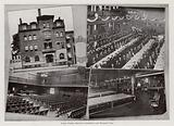 Toronto: Labor Temple, Showing Auditorium and Banquet Hall