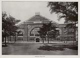 Toronto: Armouries, Front View