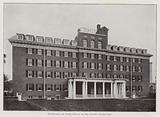 Toronto: The Residence for Nurses, Hospital for Sick Children, College Street