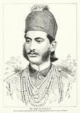 The Nizam of Hyderabad