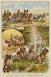 Sir Samuel Baker in Africa, Different Modes of Travel