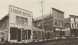 Canada: Street in Dawson City, Yukon