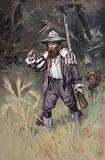 Robinson Crusoe: I find barley growing