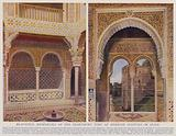 Beautiful memorials of the flowering time of Moorish culture in Spain