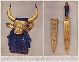 Oldest known examples of the goldsmith's art, masterpieces of Sumerian culture