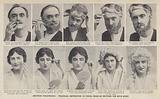 Amateur Theatricals, Practical instruction in facial make-up methods for both sexes