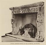 Stone Chimney-Piece in the Museum, Salisbury