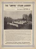 Advertisement, 1901