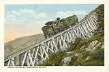 Jacob's Ladder, Mount Washington Railway