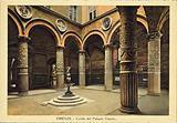 Firenze / Florence: Cortile del Palazzo Vecchio