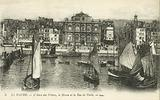 Le Havre: L'Anse des Pilotes, le Musee et la Rue de Paris