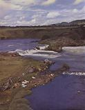 Ripon Falls, source of the White Nile, Uganda