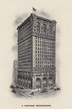 Skyscraper, Chicago, Illinois, USA